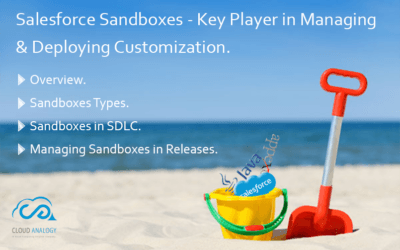 Salesforce Sandboxes – Key Player in Managing & Deploying Customization