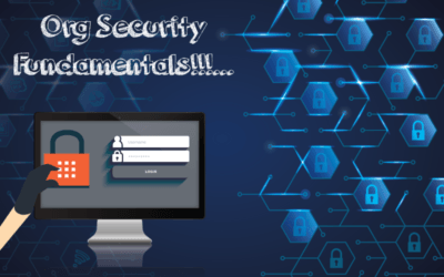 Org Security Fundamentals!!!…