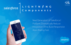 All About Salesforce1 Lightning Components