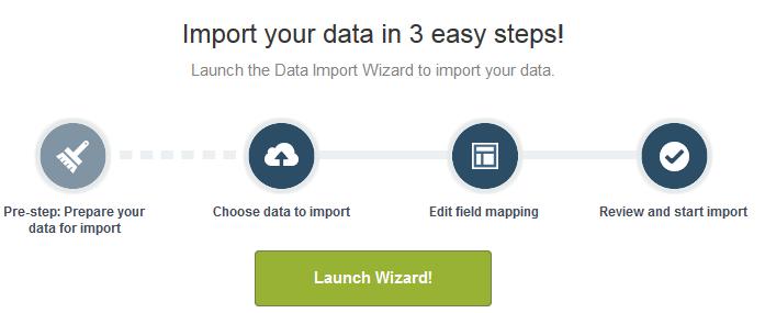data import wizard salesforce