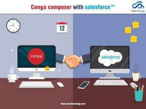 Conga Composer – Salesforce Document Manager