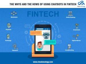 The Whys And Hows Of Using Chatbots In FinTech