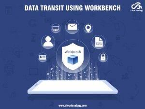 Data transit using Workbench